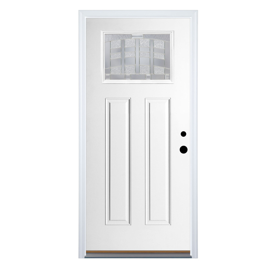 Fiberglass Entry Doors 24 7 In Touch Lowes